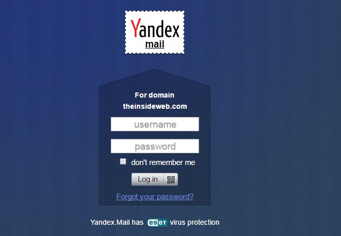 How to create Email ID for your Domain using Yandex
